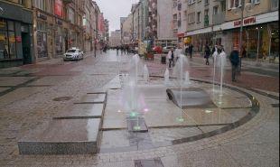 Wrocław, Fontanna przy ulicy Oławskiej