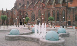 Wrocław, Fontanna przy ulicy Szewskiej