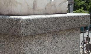 Renowacja rzeźby z piaskowca